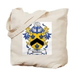 Yawkins Coat of Arms Tote Bag