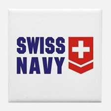 SWISS NAVY Tile Coaster