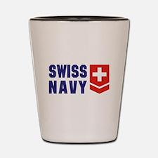 SWISS NAVY Shot Glass