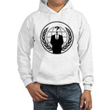 Anonymous Light Hoodies