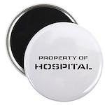 Property Of Hospital Magnet