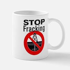 Stop Fracking Mug