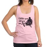Wide Open Racerback Tank Top