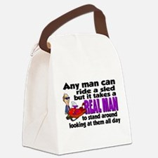 arealman.png Canvas Lunch Bag
