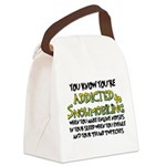 thumbtwitch.png Canvas Lunch Bag