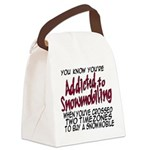 YKYATS - TimeZones Canvas Lunch Bag