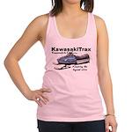 KawasakiTrax Racerback Tank Top