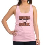 Hunters/Buck Racerback Tank Top