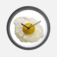 Egg on My Wall Clock