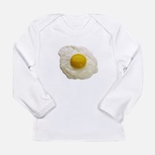 Egg on My Long Sleeve Infant T-Shirt
