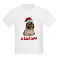 Naughty Shih Tzu T-Shirt