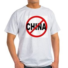 Anti / No China T-Shirt