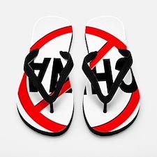 Anti / No China Flip Flops