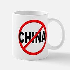 Anti / No China Mug