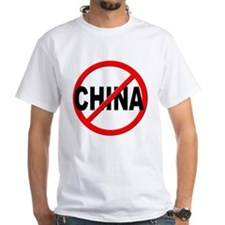 Anti / No China Shirt