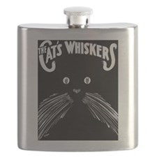 The Cats Whiskers Flask