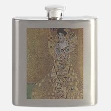 Adele Gustav Klimt Flask