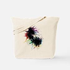 Cute Splash Tote Bag