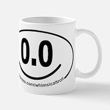 Running 13.1 Spoof 0.0 Smiley Mug