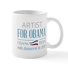 Artist For Obama Mug