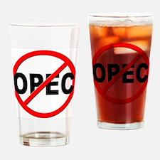Anti / No OPEC Drinking Glass