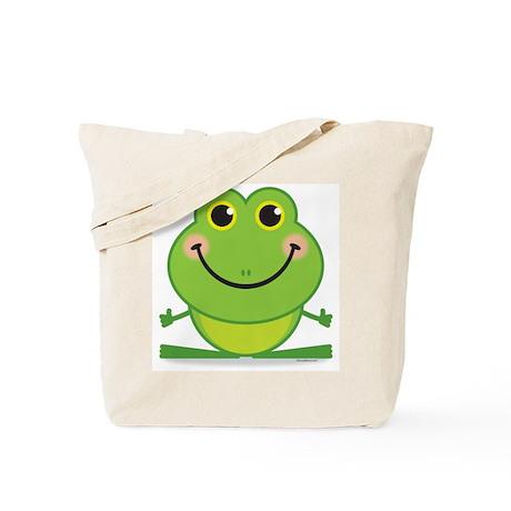 Simple Frog: Tote Bag
