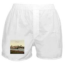 Vintage Windsor Castle Boxer Shorts