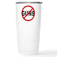 Anti / No Guns Travel Mug