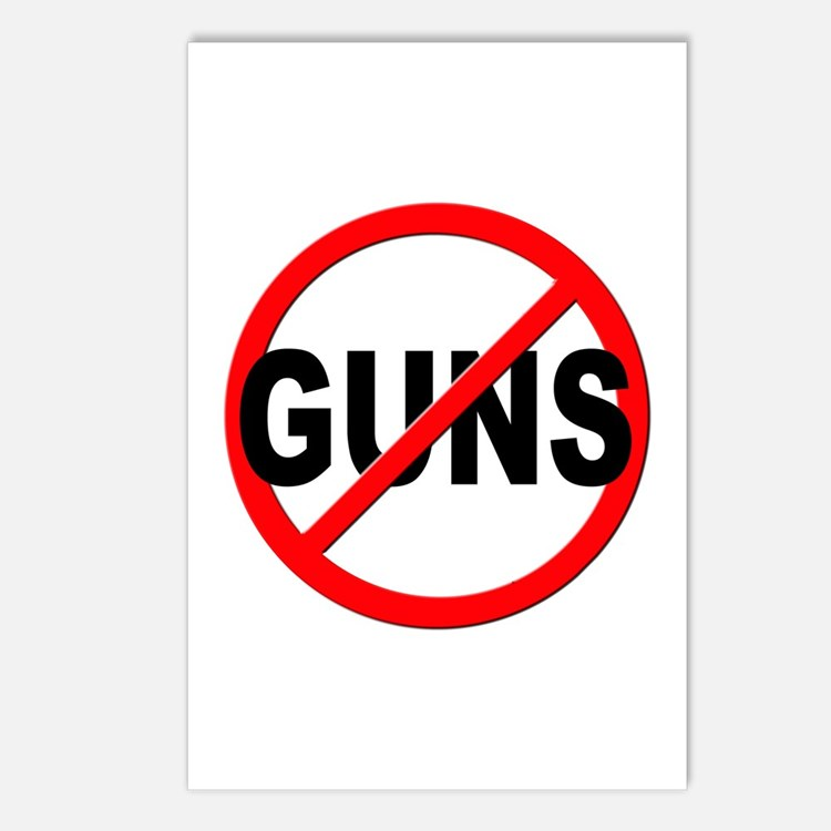 Anti / No Guns Postcards (Package of 8)