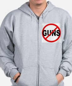 Anti / No Guns Zip Hoodie