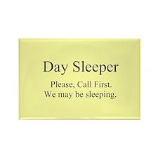 Day Sleeper Magnet