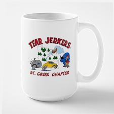 St. Croix Chapter of TearJerkers Mugs