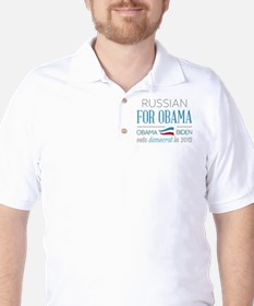 Russian For Obama T-Shirt