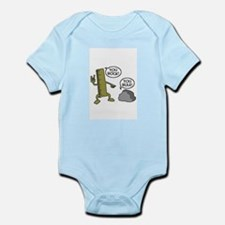 You rock and you rule Infant Bodysuit
