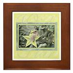 Wish Upon a Star Keepsake Framed Tile