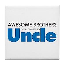 Unique New uncle Tile Coaster