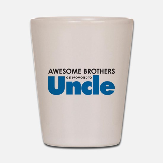 Cool Uncle Shot Glass