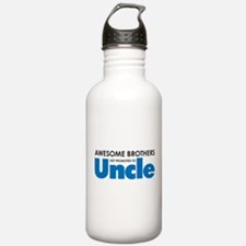 Unique Uncle to be Water Bottle