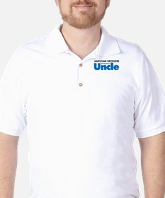 Awesome Brothers Get Promoted to Uncle Golf Shirt