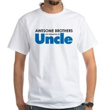 Awesome Brothers Get Promoted to Uncle T-Shirt
