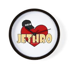 NCIS Jethro Wall Clock