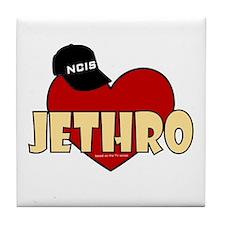 NCIS Jethro Tile Coaster