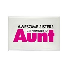 Awesome Sisters Get Promoted to Aunt Rectangle Mag