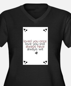loved you once love you still... Women's Plus Size