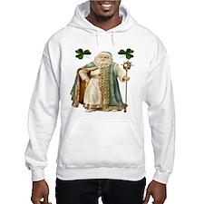 Irish Santa Hoodie