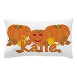 Halloween Pumpkin Katie Pillow Case