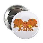 Halloween Pumpkin Katie 2.25