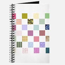 Rainbow Quilt Journal