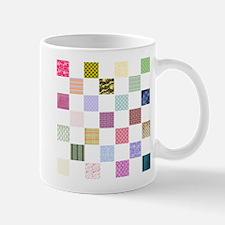 Rainbow Quilt Small Small Mug