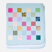 Rainbow Quilt baby blanket